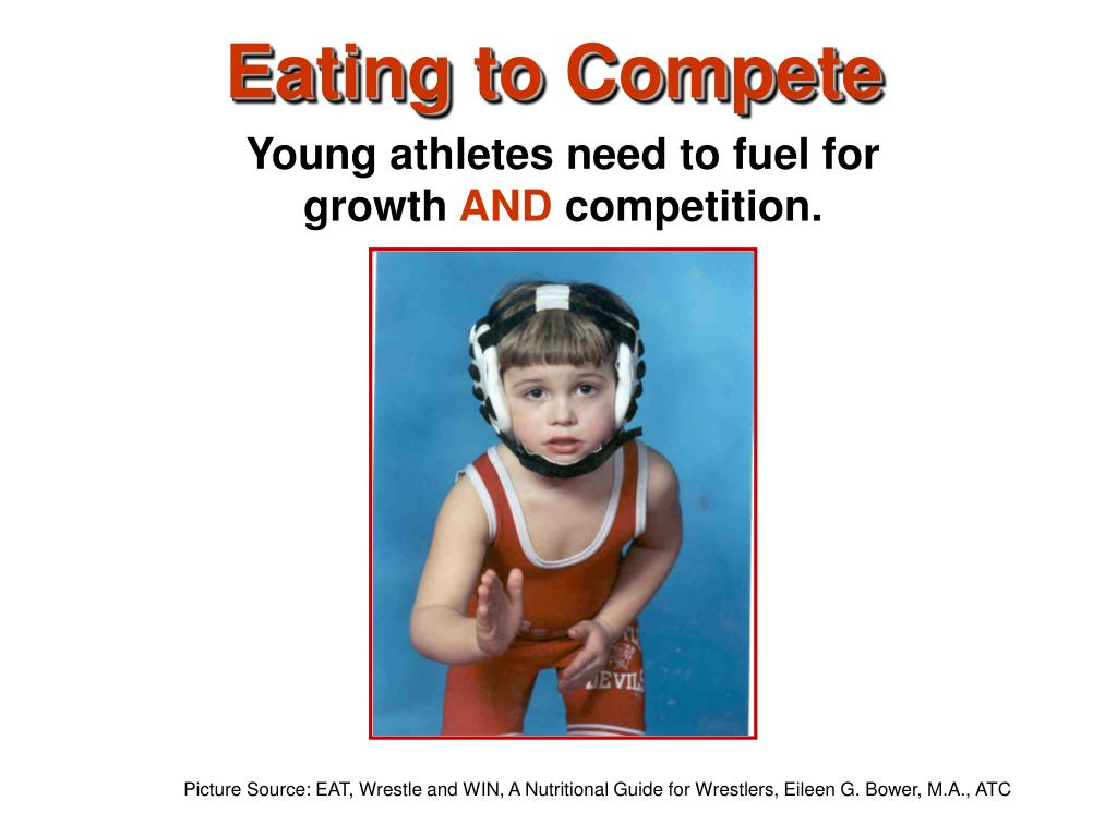 Eating to Compete