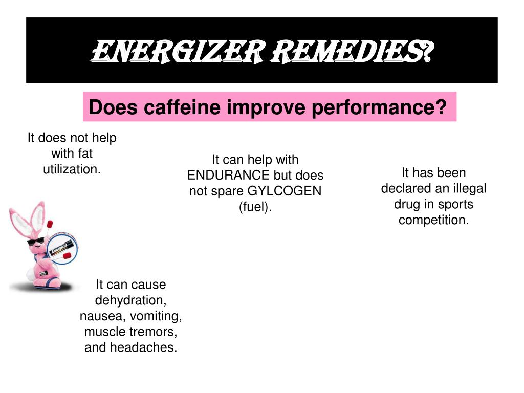 Energizer Remedies