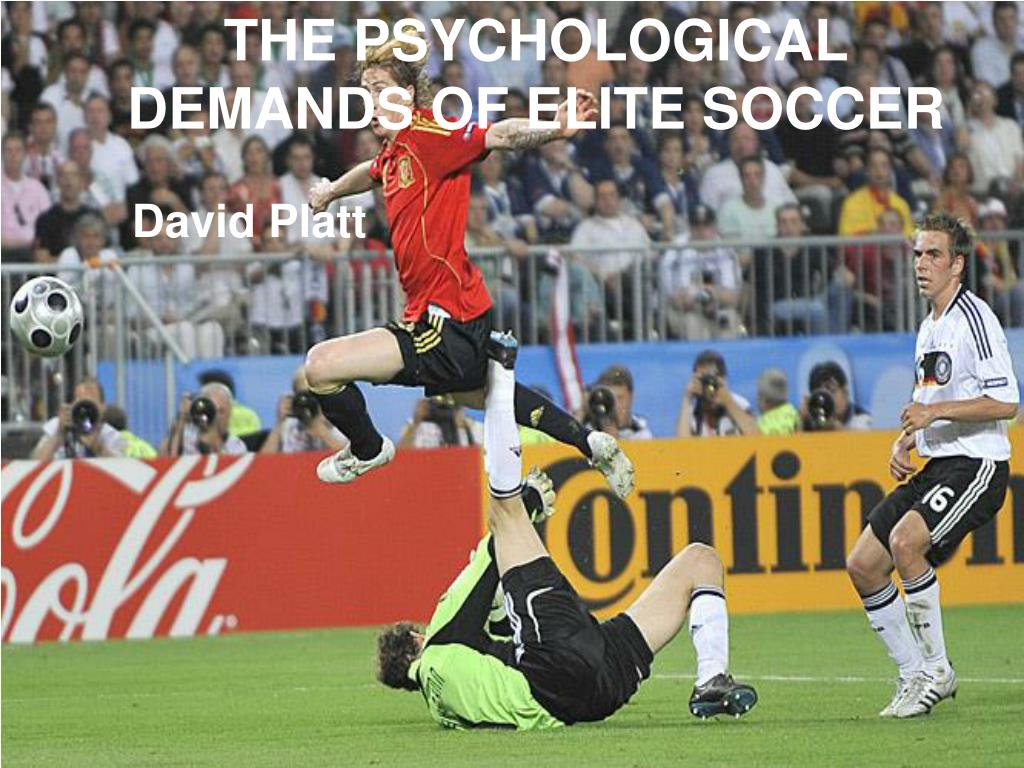 the psychological demands of elite soccer l.
