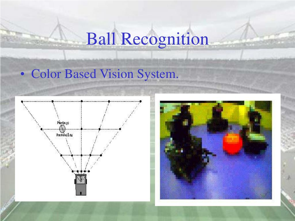Ball Recognition