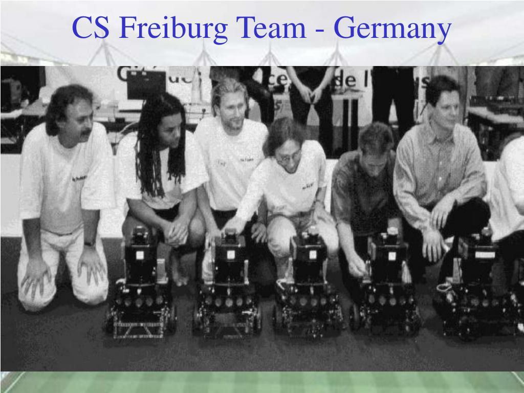 CS Freiburg Team - Germany