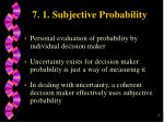 7 1 subjective probability