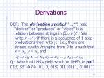 derivations2