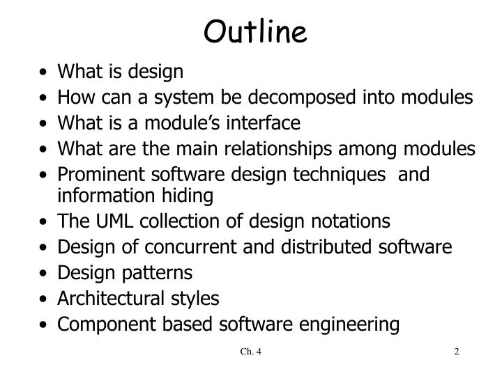 Ppt Design And Software Architecture Powerpoint Presentation Free Download Id 721287