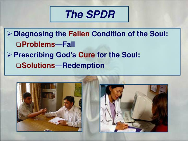 The SPDR