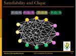 satisfiability and clique1