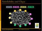 satisfiability and clique2