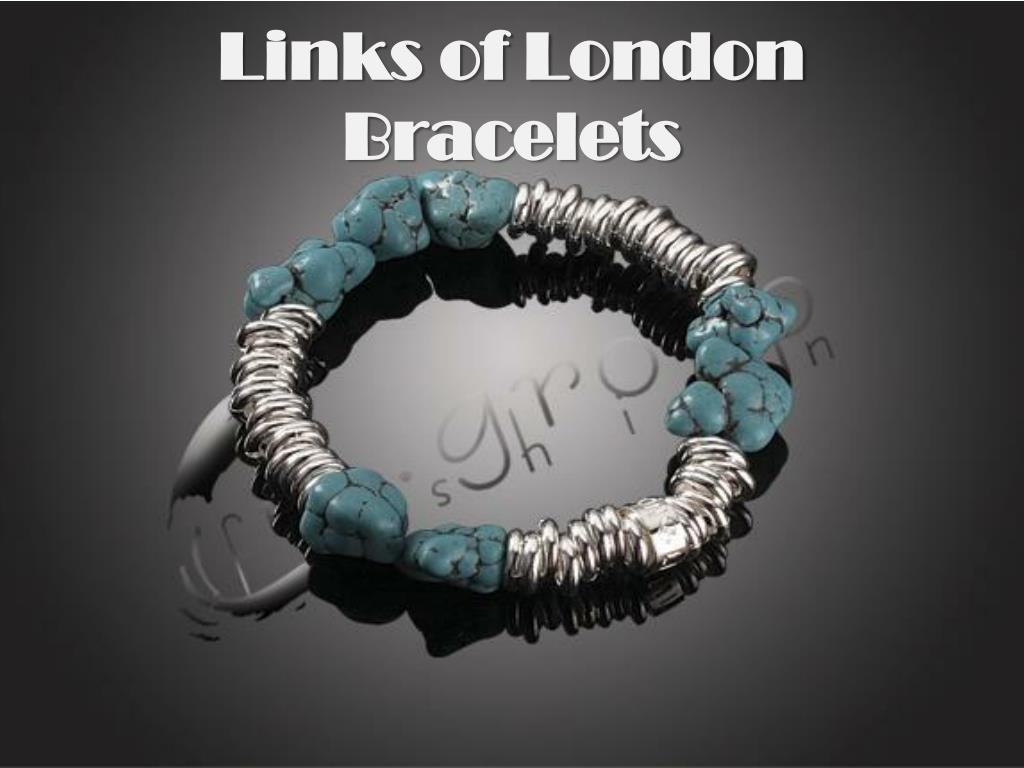 links of london bracelets l.