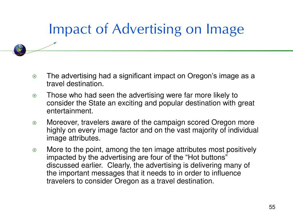 Impact of Advertising on Image