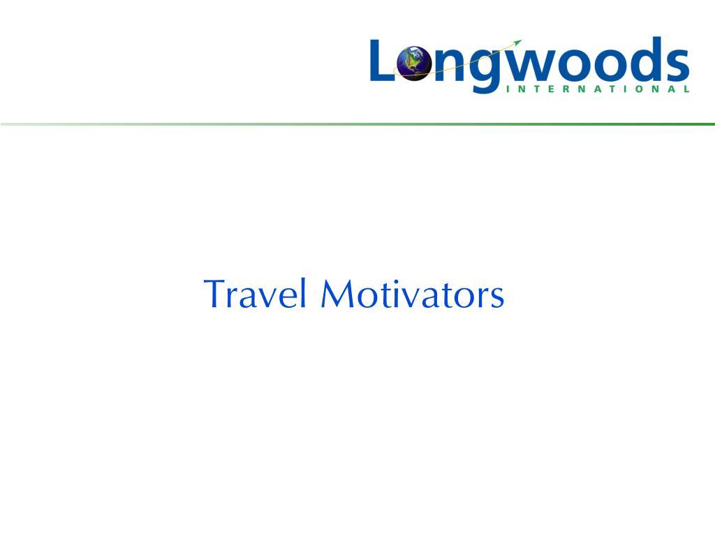 Travel Motivators