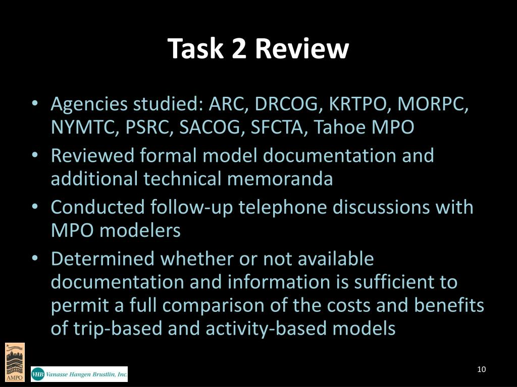 Task 2 Review