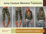 juicy couture womens tracksuits5