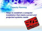 capacity planning41