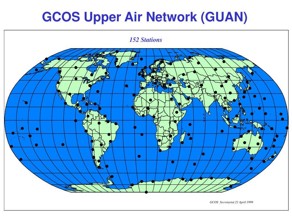 GCOS Upper Air Network (GUAN)
