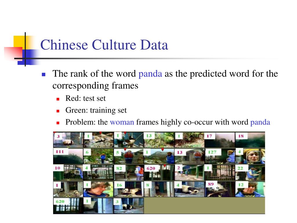 Chinese Culture Data