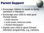 parent support11