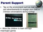 parent support12