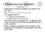 1 3 predicates and quantifiers