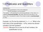 1 3 predicates and quantifiers6