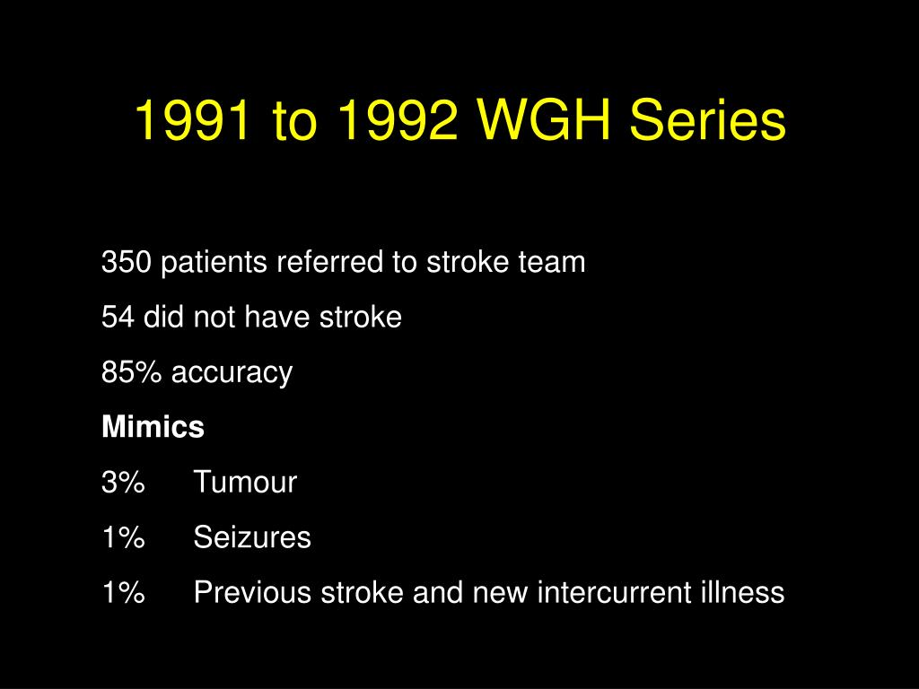 1991 to 1992 WGH Series