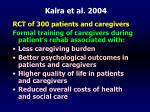 kalra et al 2004