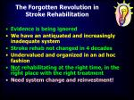 the forgotten revolution in stroke rehabilitation5