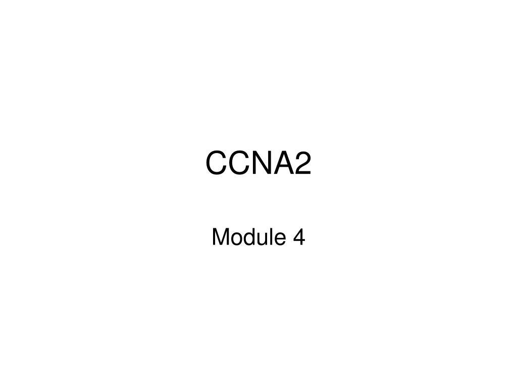 ccna2 l.