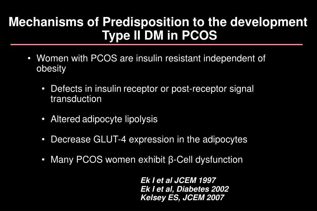 Mechanisms of Predisposition to the development