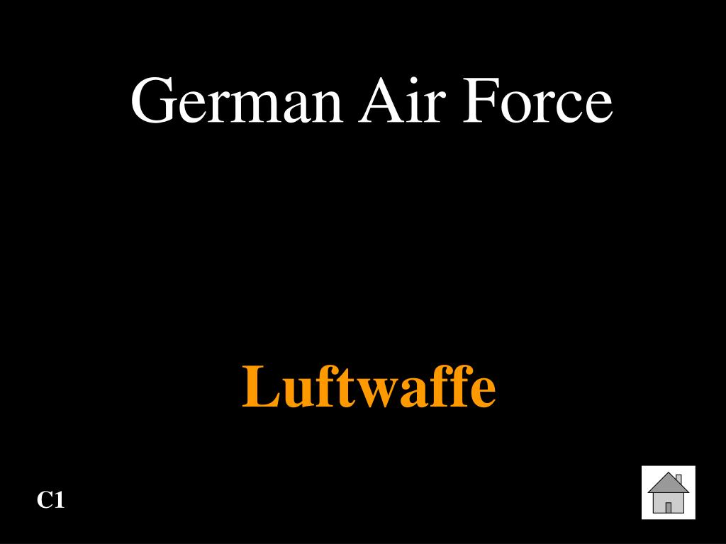 German Air Force