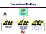computational resiliency3