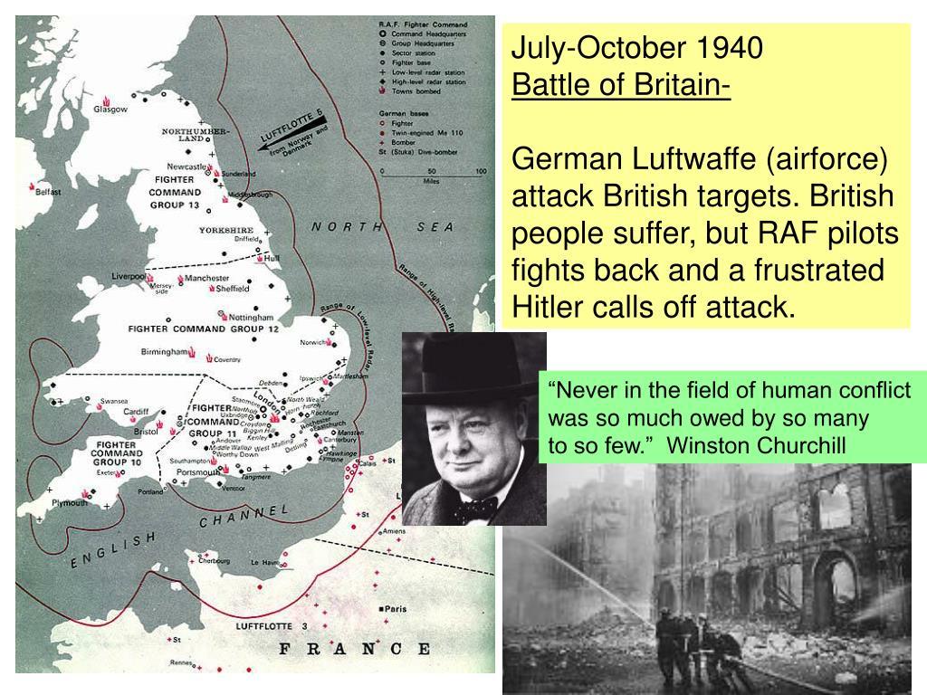 July-October 1940