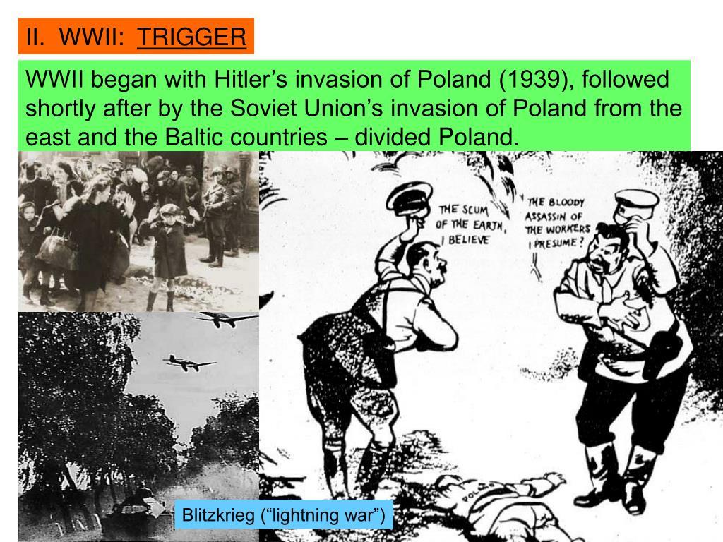 II.  WWII: