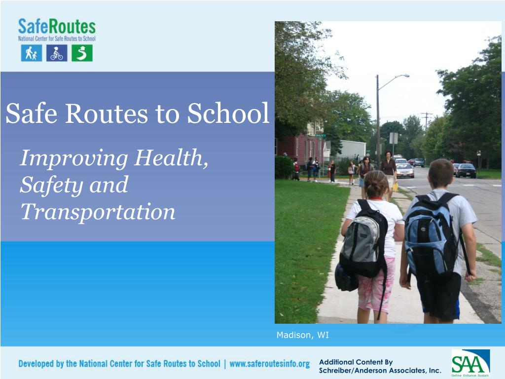 safe routes to school l.