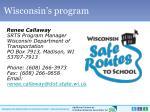 wisconsin s program