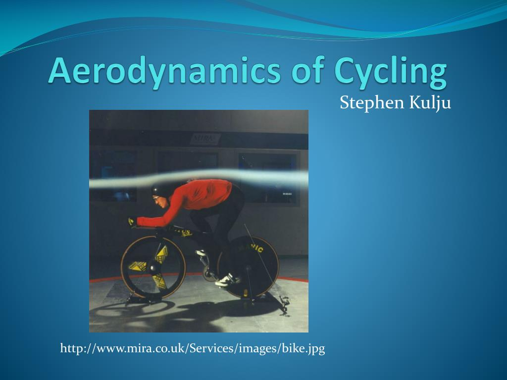 aerodynamics of cycling l.