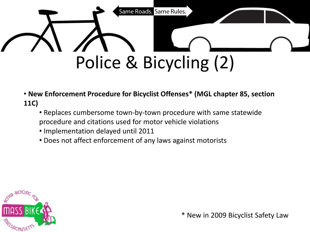 Police & Bicycling (2)