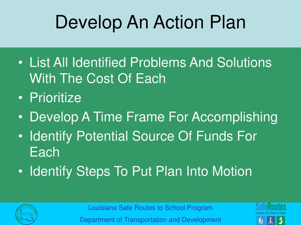 List All Identified Problems And Solutions With The Cost Of Each