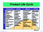 product life cycle22