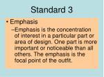 standard 322