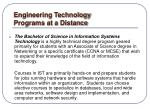 engineering technology programs at a distance5