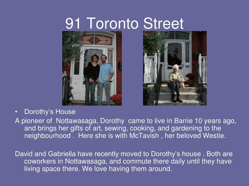 91 Toronto Street