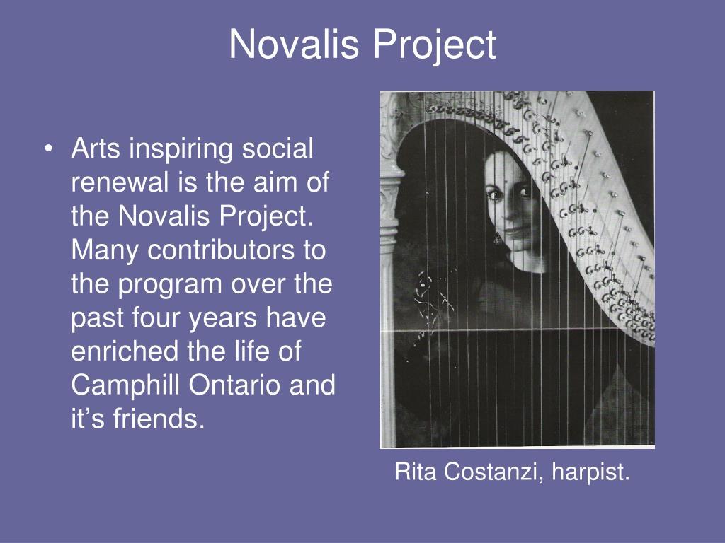 Novalis Project