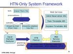 htn only system framework8