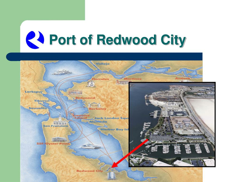 port of redwood city l.