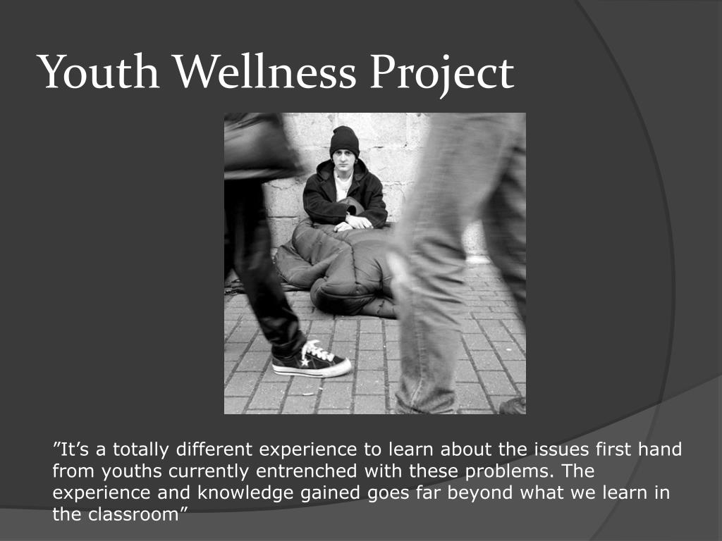 Youth Wellness Project