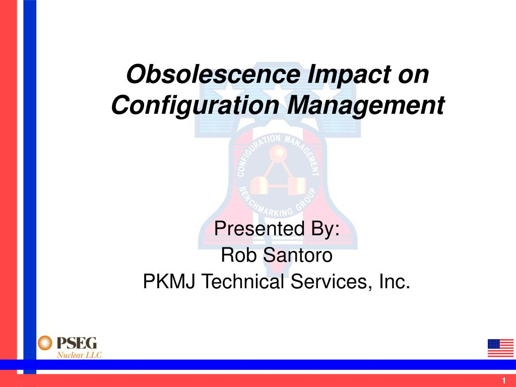 obsolescence impact on configuration management l.