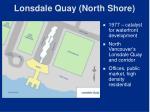 lonsdale quay north shore