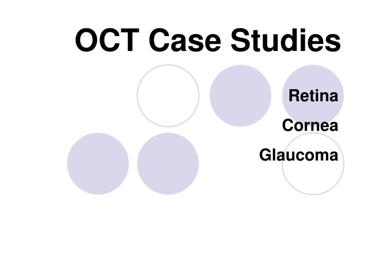 cornea case study These case studies are intended for the use of medical students on the ophthalmology rotation at the department of ophthalmology & visual sciences at.