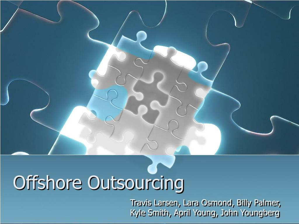 offshore outsourcing l.