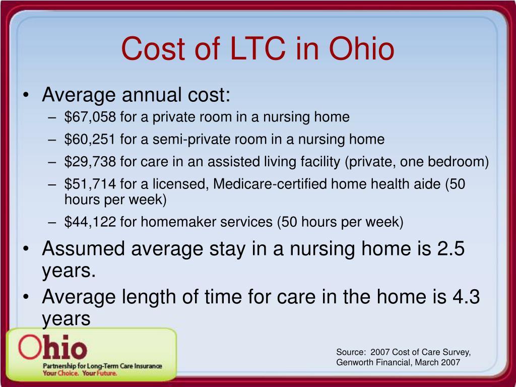 Long term care insurance rates ohio 44billionlater long term care insurance certification ohio 44billionlater xflitez Image collections